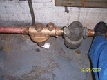 Los Angeles - 2 inch Copper Mainline Replacement