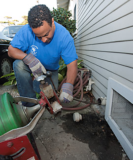 Clogged Drain Clearing - Plumbing in Torrance, CA - Fix All Plumbing